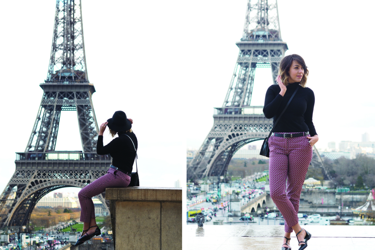 A parisian adventure with la redoute frock me i 39 m famous - La redoute magasin paris ...