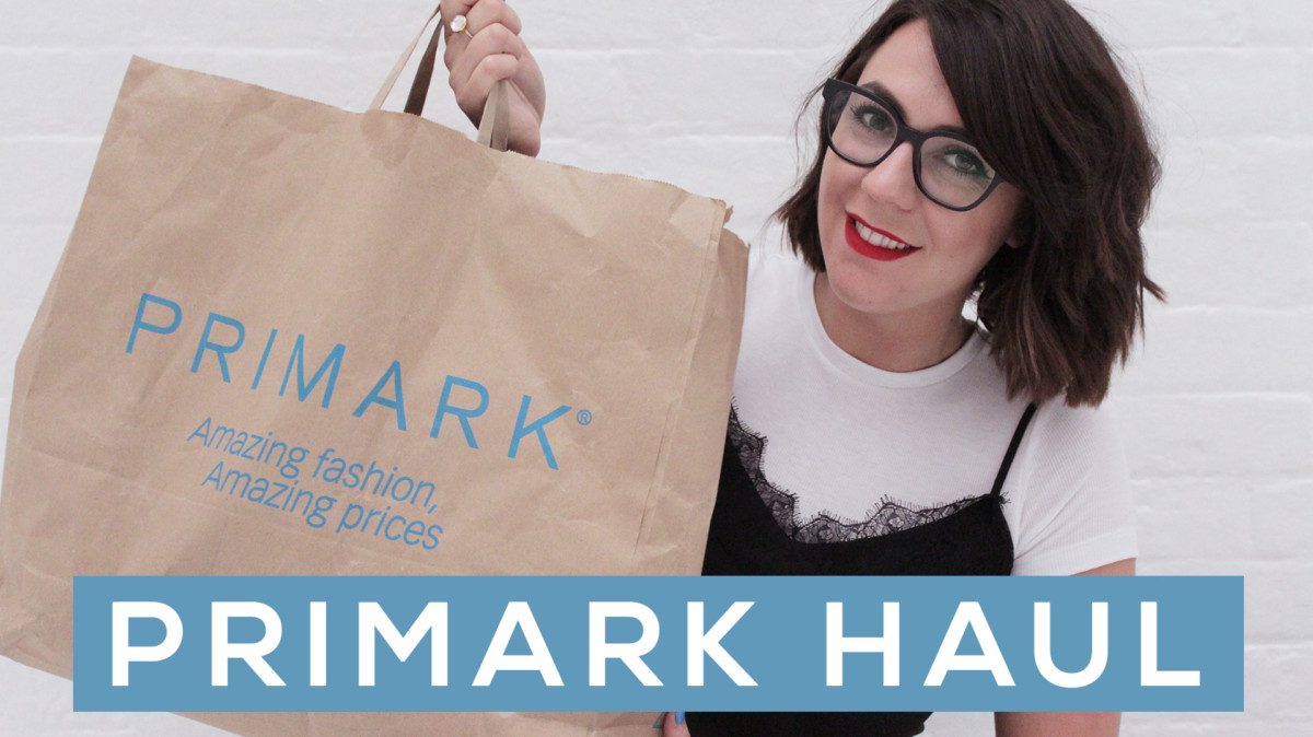 c0e0722263 Primark Summer Haul & Try On